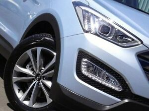 2014 Hyundai Santa Fe DM2 MY15 Elite Blue 6 Speed Sports Automatic Wagon Kings Park Blacktown Area Preview