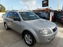2006 Ford Territory SY TS Silver 4 Speed Sports Automatic Wagon Werribee Wyndham Area Preview