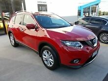 2015 Nissan X-Trail T32 ST-L X-tronic 4WD Red 7 Speed Constant Variable Wagon Burwood Whitehorse Area Preview