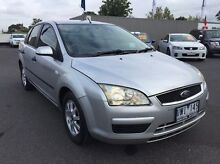 2006 Ford Focus LS CL Silver 4 Speed Sports Automatic Sedan Heidelberg Heights Banyule Area Preview