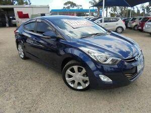 2012 Hyundai Elantra Blue Sports Automatic Sedan Hastings Mornington Peninsula Preview