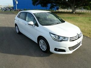 2015 Citroen C4 B7 MY15 Seduction White 6 Speed Sports Automatic Hatchback Hyde Park Townsville City Preview