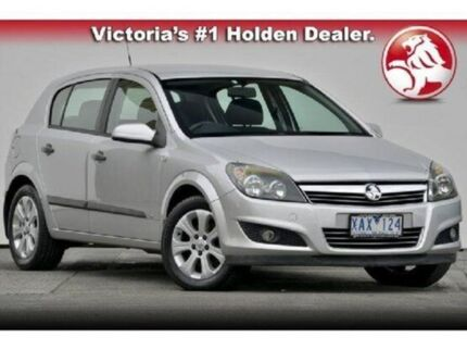 2008 Holden Astra  Silver Automatic Hatchback Mulgrave Monash Area Preview