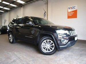 2013 Jeep Grand Cherokee WK MY2013 Laredo Black 5 Speed Sports Automatic Wagon Highett Bayside Area Preview