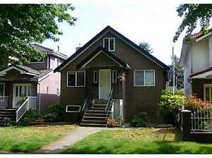 Bright and Spacious Main and Upper level home- Hastings Sunrise