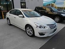 2014 Nissan Altima L33 ST-L X-tronic White 1 Speed Constant Variable Sedan Burwood Whitehorse Area Preview