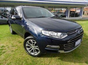 2013 Ford Territory Blue Sports Automatic Wagon Victoria Park Victoria Park Area Preview