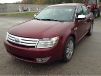 2008 Ford Taurus 4dr Sdn Limited AWD