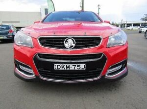 2013 Holden Commodore VF MY14 SS V Redline Red 6 Speed Manual Sedan Cardiff Lake Macquarie Area Preview