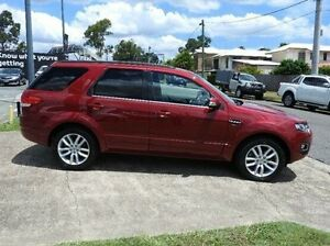 2015 Ford Territory SZ MkII TS Seq Sport Shift Red 6 Speed Sports Automatic Wagon Morningside Brisbane South East Preview