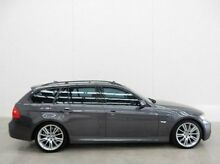 2008 BMW 335i E91 MY08 Touring Steptronic Grey 6 Speed Sports Automatic Wagon Braeside Kingston Area Preview