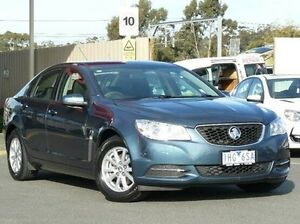 2014 Holden Commodore VF MY14 Evoke Blue 6 Speed Sports Automatic Sedan Diggers Rest Melton Area Preview