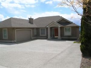 West Kelowna. 3 bed + den, Available now, Pets ok