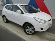 2013 Hyundai ix35 LM2 Active White 6 Speed Sports Automatic Wagon Bunbury Bunbury Area Preview