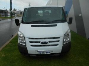 2013 Ford Transit VM MY13 280 Low Roof SWB White 6 Speed Manual Van Bunbury Bunbury Area Preview