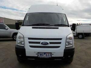 2013 Ford Transit White Manual Van Pakenham Cardinia Area Preview