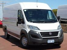 2015 Fiat Ducato Series 4 Mid Roof XLWB Comfort-matic White 6 Speed Sports Automatic Single Clutch V Spearwood Cockburn Area Preview