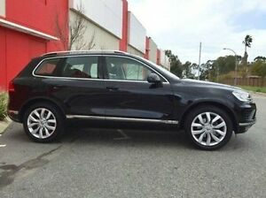 2015 Volkswagen Touareg 7P MY16 V6 TDI Tiptronic 4MOTION Black 8 Speed Sports Automatic Wagon Cannington Canning Area Preview