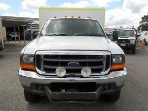 1997 Ford F450 Red Automatic Cab Chassis Pakenham Cardinia Area Preview