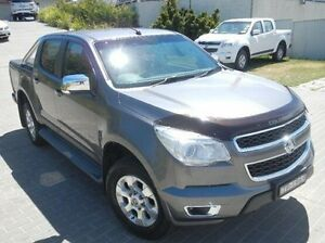 2012 Holden Colorado RG MY13 LTZ Crew Cab Grey 5 Speed Manual Utility Windsor Hawkesbury Area Preview