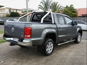 2014 Volkswagen Amarok 2H MY14 TDI420 4Motion Perm Highline Grey 8 Speed Automatic Utility Morningside Brisbane South East Preview