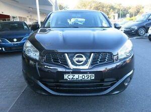 2013 Nissan Dualis Maroon Manual Hatchback Coffs Harbour Coffs Harbour City Preview