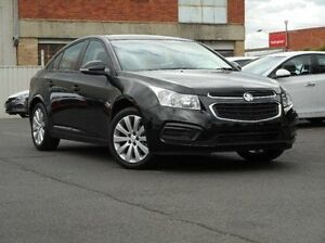 2016 Holden Cruze JH Series II MY16 Equipe Black 6 Speed Sports Automatic Sedan Preston Darebin Area Preview