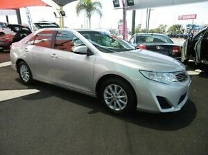 2012 Toyota Camry ASV50R Altise Silver 6 Speed Sports Automatic Sedan Westcourt Cairns City Preview