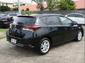 2015 Toyota Corolla ZRE182R Ascent Sport S-CVT Black 7 Speed Constant Variable Hatchback Morningside Brisbane South East Preview