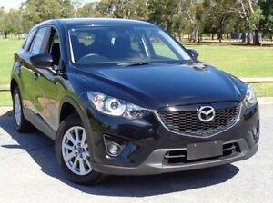 2013 Mazda CX-5 KE1071 Maxx SKYACTIV-Drive Sport Black 6 Speed Sports Automatic Wagon Elizabeth Playford Area Preview