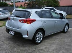 2015 Toyota Corolla ZRE182R Ascent Sport S-CVT Silver 7 Speed Constant Variable Hatchback Wynnum Brisbane South East Preview