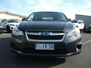 2012 Subaru Impreza G4 MY13 2.0i-L Lineartronic AWD Grey 6 Speed Constant Variable Hatchback Devonport Devonport Area Preview