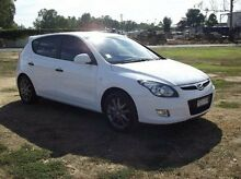 2012 Hyundai i30 FD MY11 Trophy White 4 Speed Automatic Hatchback Dubbo 2830 Dubbo Area Preview