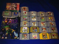 Great Title Nintendo 64 N64 Games & Accessories Controller
