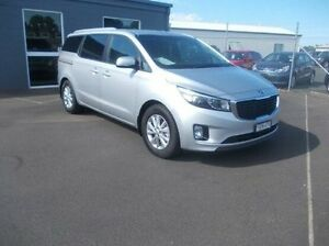 2016 Kia Carnival YP MY16 SI Silver 6 Speed Sports Automatic Wagon Dubbo Dubbo Area Preview