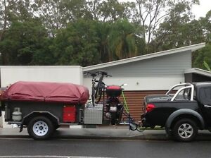 MDC Off Road Deluxe 'Solar powered' camper trailer Surfers Paradise Gold Coast City Preview