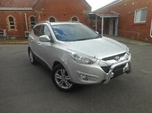 2012 Hyundai ix35 LM MY11 Elite AWD Silver 6 Speed Sports Automatic Wagon Nailsworth Prospect Area Preview