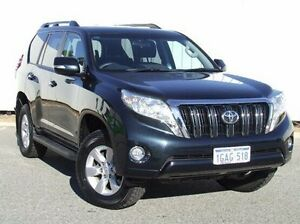 2014 Toyota Landcruiser Prado KDJ150R MY14 GXL Black 5 Speed Sports Automatic Wagon Gosnells Gosnells Area Preview
