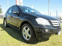 2007 Mercedes-Benz ML500 W164 Black Automatic Wagon Wangara Wanneroo Area Preview