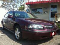 2003 Chevrolet Impala 4dr Sdn
