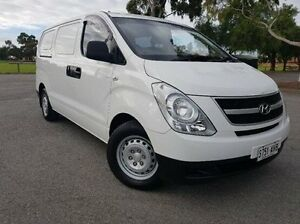 2012 Hyundai iLOAD TQ2-V MY12 White 6 Speed Manual Van Nailsworth Prospect Area Preview