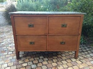 Antique chest of drawers Engadine Sutherland Area Preview