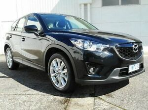 2013 Mazda CX-5 KE1021 MY13 Akera SKYACTIV-Drive AWD Black 6 Speed Sports Automatic Wagon Bundoora Banyule Area Preview