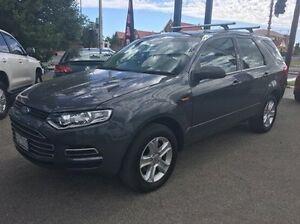 2013 Ford Territory SZ TX Seq Sport Shift Grey 6 Speed Sports Automatic Wagon Wodonga Wodonga Area Preview