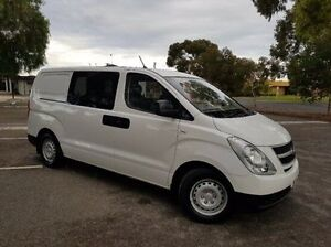 2014 Hyundai iLOAD TQ2-V MY14 White 5 Speed Automatic Van Nailsworth Prospect Area Preview