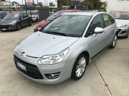 2010 Citroen C4 MY09 Exclusive Silver 4 Speed Automatic Hatchback St James Victoria Park Area Preview