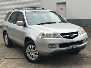 2005 Honda MDX YD1 MY05 4WD Silver 5 Speed Automatic Wagon Baulkham Hills The Hills District Preview