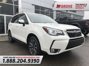 2018 Subaru Forester Limited| AWD| Leather| Sunroof| Low KM