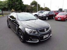 2015 Holden Commodore VF MY15 SS V Redline Black 6 Speed Manual Sedan Mount Gambier Grant Area Preview