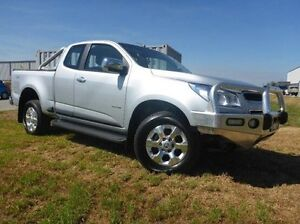 2012 Holden Colorado RG MY13 LTZ Space Cab Silver 5 Speed Manual Utility Singleton Singleton Area Preview